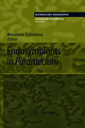Endosymbionts in Paramecium by unknown