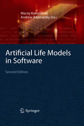 Artificial Life Models in Software by Maciej Komosinski
