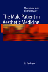 The Male Patient in Aesthetic Medicine by Mauricio De Maio
