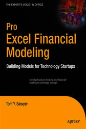 Pro Excel Financial Modeling by Tom Y. Sawyer