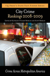 City Crime Rankings 2008