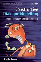 Constructive Dialogue Modelling