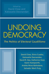 Undoing Democracy by Close; Deonandan