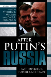 After Putin's Russia by Stephen K. Wegren