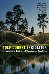Golf Course Irrigation by James Barrett