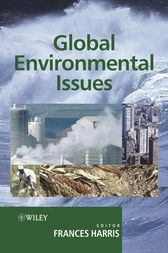 Global Environmental Issues by Frances Harris
