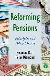 Pension Reform by Nicholas Barr
