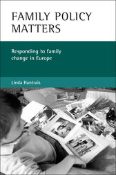 Family Policy Matters by Linda Hantrais