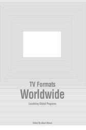 TV Formats Worldwide