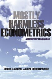 Mostly Harmless Econometrics