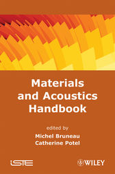 Materials and Acoustics Handbook by Michel Bruneau
