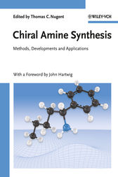Chiral Amine Synthesis by Thomas C. Nugent
