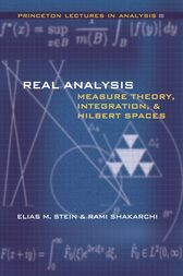 Real Analysis by Elias M. Stein