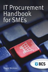IT Procurement Handbook for SMEs by David Nickson