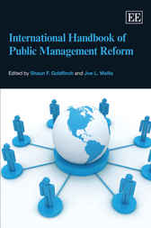 International Handbook of Public Management Reform by Shaun Goldfinch