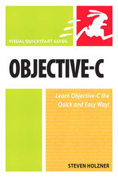 Objective-C by Steven Holzner
