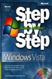 Windows Vista® Step by Step Deluxe Edition by Joyce Cox