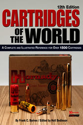 Cartridges of the World by Frank C. Barnes