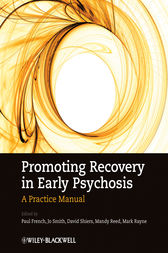 Promoting Recovery in Early Psychosis