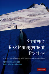 Strategic Risk Management Practice by Torben Juul Andersen