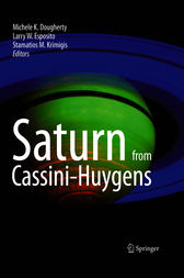 Saturn from Cassini-Huygens