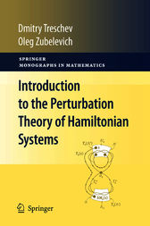 Introduction to the Perturbation Theory of Hamiltonian Systems by Dmitry Treschev