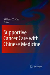 Supportive Cancer Care with Chinese Medicine