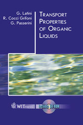 Transport Properties of Organic Liquids
