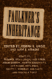 critical essays on william faulkner the mccaslin family William faulkner's life and writings essay william faulkner is one of the the narrative is also about the young ike mccaslin coming to know both the.