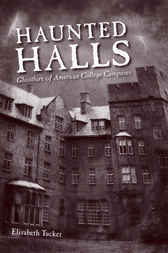 Haunted Halls by Elizabeth Tucker