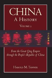 China; A History, 2