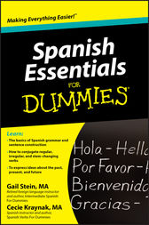 Spanish Essentials For Dummies by Gail Stein