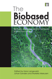 The Biobased Economy by Johan Sanders