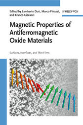 Magnetic Properties of Antiferromagnetic Oxide Materials