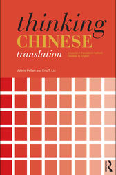Thinking Chinese Translation by Valerie Pellatt