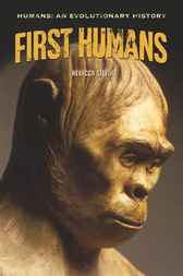 First Humans by Rebecca Stefoff
