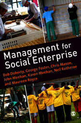 Management for Social Enterprise by Bob Doherty