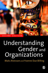 Understanding Gender and Organizations by Mats Alvesson