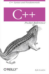 C++ Pocket Reference