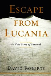 Escape from Lucania by David Roberts
