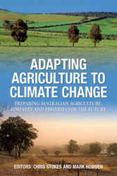 Adapting Agriculture to Climate Change by Chris Stokes