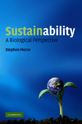 Sustainability by Stephen Morse