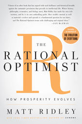 The Rational Optimist by Matt Ridley