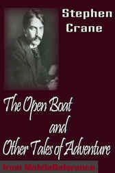 an analysis of the open boat by steven crane A dinghy like the one being towed by this skiff figures in stephen crane's gripping tale the open boat credit:  conduct in-depth character analysis .