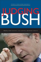 Judging Bush by Robert Maranto