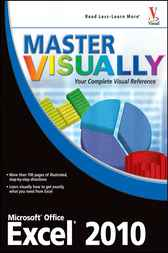 Master VISUALLY Excel 2010 by Elaine Marmel