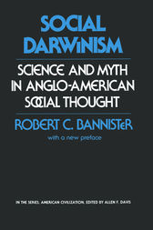Social Darwinism by Robert Bannister