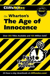 Wharton's The Age of Innocence