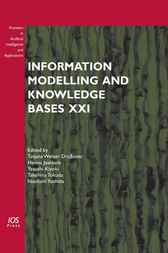 Information Modelling and Knowledge Bases XXI by T. Welzer Družovec
