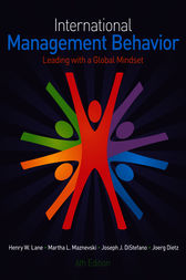 International Management Behavior by Henry W. Lane